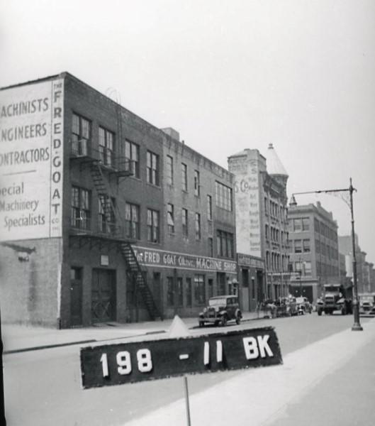 NYC Municipal Archives, 1940