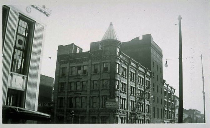 The Fred Goat Company, Dean Street and 3rd Ave, Brooklyn, NY circa 1941