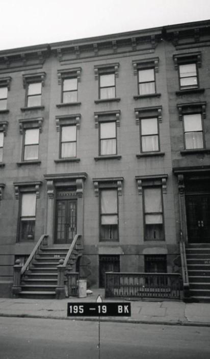 164 Dean Street, 1940