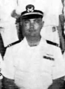 Lieutenant, Junior Grade James A. Beene, USNR