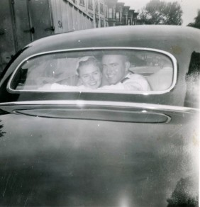 Going Away, June 1957
