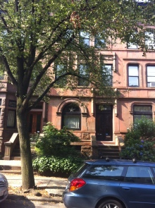 562 4th Street, my childhood home