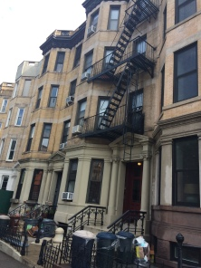 491 9th Street, Baumann Apartment