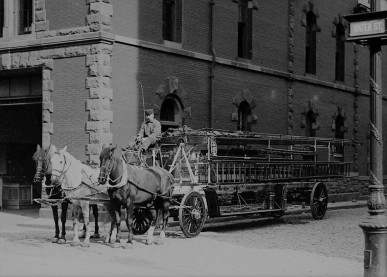 turn of the century ladder company