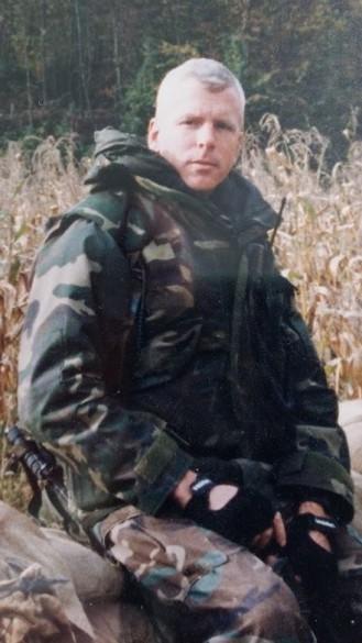 Bill Cole Army MP (2)