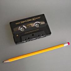 Cassette pencil 1